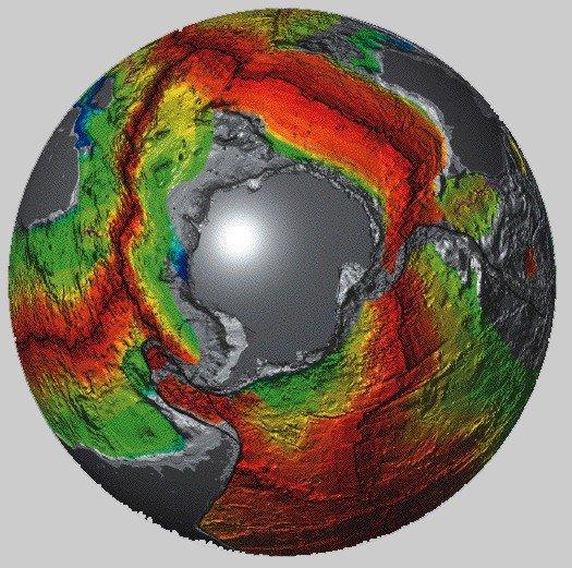 antarctique dans Dinosaures