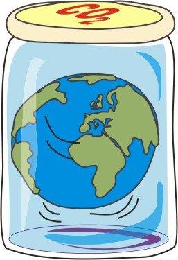Le réchauffement climatique revisité ! dans Expansion terrestre effetdeserre